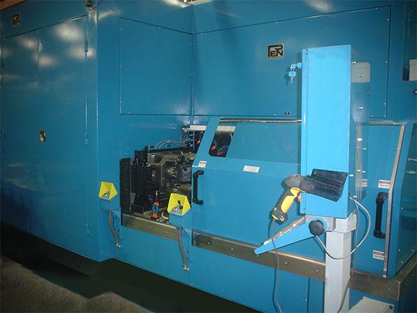 Hydrostatic Transmission Test Stand